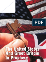 United States and Great Britian in Bibical Prophecy