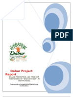 Dabur Project