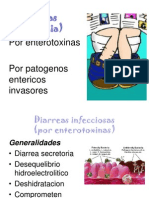 A Diarreas Infecciosas