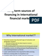 3_Long Term Sources of Finance
