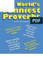 The World s Funniest Proverbs