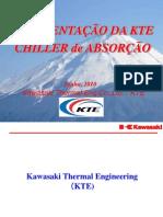 Apresentação Chiller Kawasaki