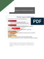 PLANIFICACIÓN Y EVALUACION, doc