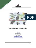 Catalogo Cursos Telecomunicaciones ASERCOM 2010.52142805