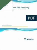 Mastering Critical Reasoning