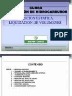 Curso de medicion Inspectorate- Medición estatica