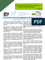4º Boletim Informativo de Educação Ambiental GERED - N.04
