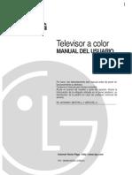 Manual TV LG 29