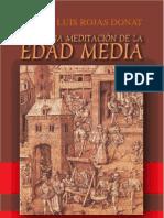 Para una meditación de la Edad Media