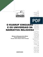 o Kuarup Xinguano e Os Universais Da Narrativa Religiosa