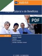 Catho - pesquisa salarial