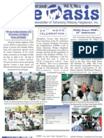 Official Newsletter 2008