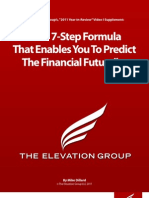 Guide to Predicting Financial Future