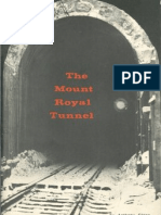 The Mount Royal Tunnel by Anthony Clegg