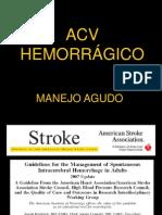 STROKE Hemorrágico