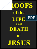 Proofs of the Life and Death of Jesus - Hubert Luns