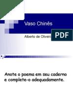 Vaso Chinês
