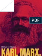 Karl Marx - Anthropologist