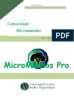Manual MICRO