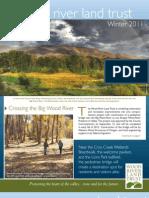 Wood River Land Trust Winter Newsletter 2011