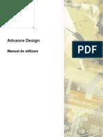 Advance Design Manual de Utilizare_080606