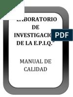 Lab Oratorio de Investigacion de La E.P.I.Q