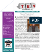 TEN Newsletter Winter 2011