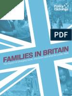 Families in Britain