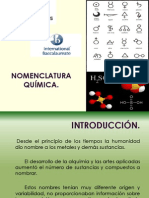 Nomenclatura química inorgánica