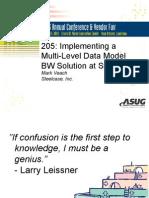 Multi Level Data