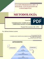 Metodologia Ing Gutierrez