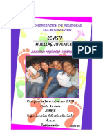 Revista Huellas Juveniles