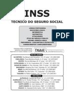 INSS - Apostila Degrau Cultural