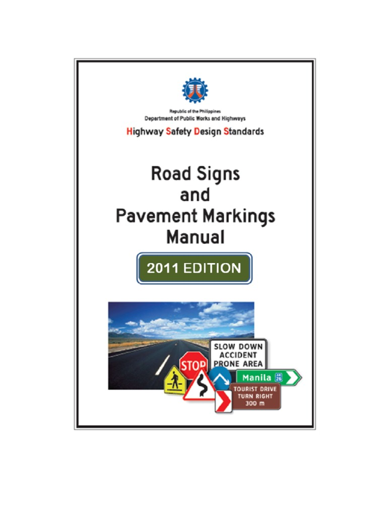 Dpwh road signs and pavement markings may 2011 complete traffic dpwh road signs and pavement markings may 2011 complete traffic road buycottarizona Image collections