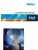 Vaisala Calibration Book