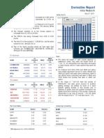 Derivatives Report 27th December 2011