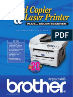 Brother Dcp7020