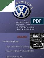 Volkswagen Ppt