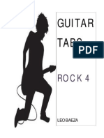 Guitar Tabs (Rock 4) Leo Baeza