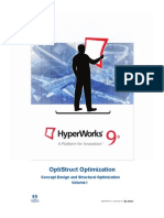 Optistruct Optimization 90 Vol1 Manual