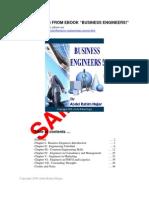 Business Engineering SAMPLE