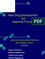Nwe Drug Development and FDA