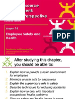Ch16- Employee Safety & Health