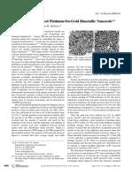 Bishnu P. Khanal and Eugene R. Zubarev- Polymer-Functionalized Platinum-On-Gold Bimetallic Nanorods