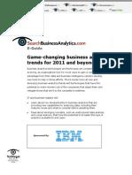 IBM sBusAnalytics LI#461099 E-Guide 092211[1]