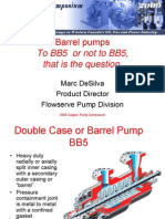 BB5-Barrel Pumps-To Be or Not to Be
