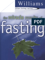 The Miracle Results of Fasting - Dave Williams
