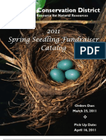 2011 Spring Tree Sale Catalog FINAL