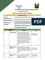 Anexo 01 - Informe Detalaldo Del Proyecto a Nivel Institucional - 2011