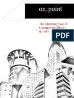 The Changing Face of Commercial Offices in India Sep 11